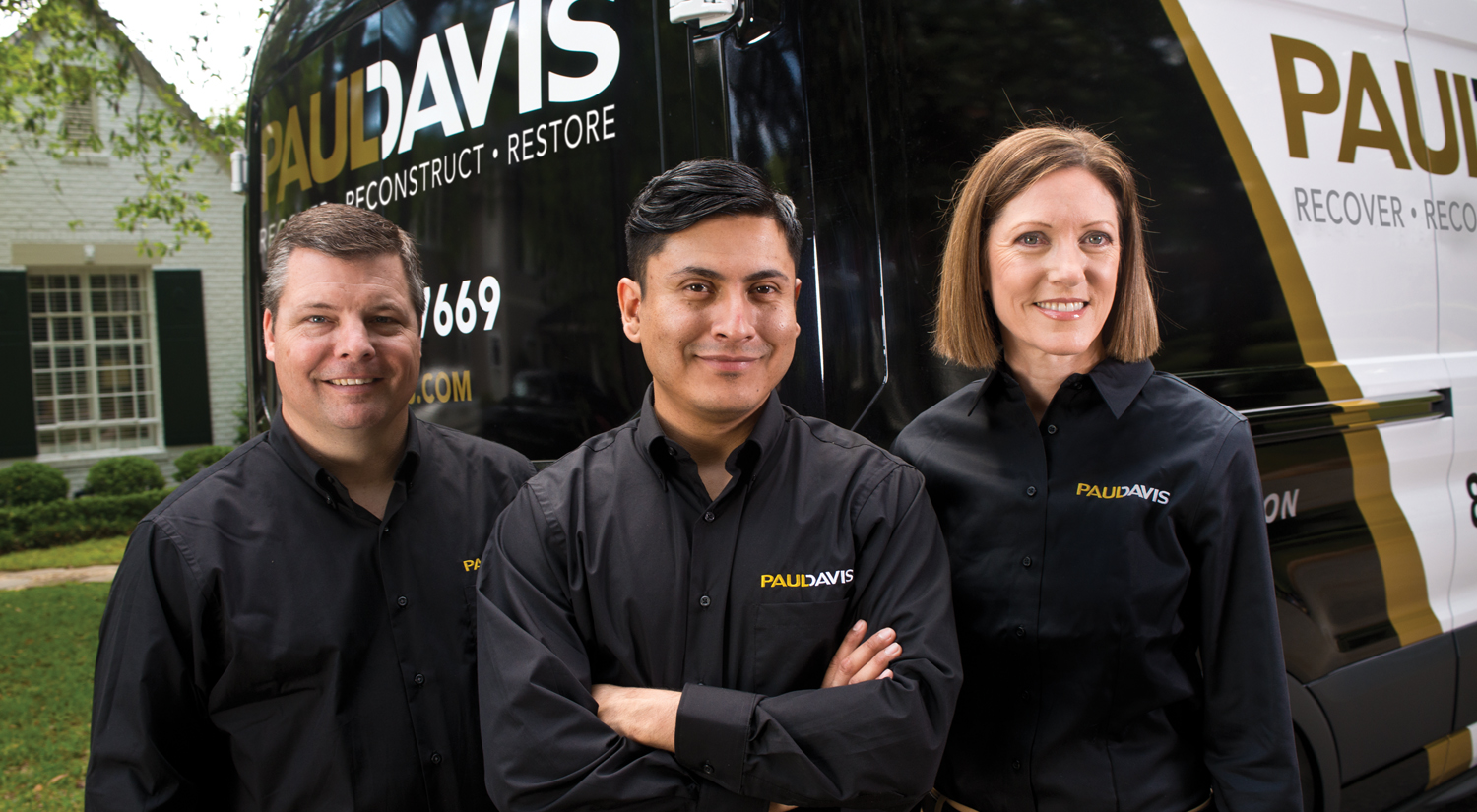 Paul Davis - image of the Paul Davis team